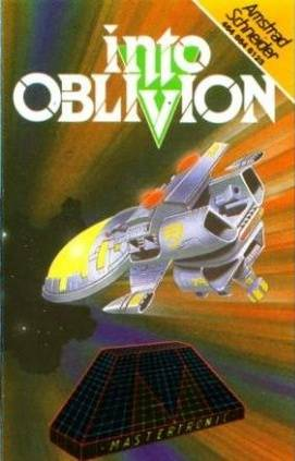 Into Oblivion front cover