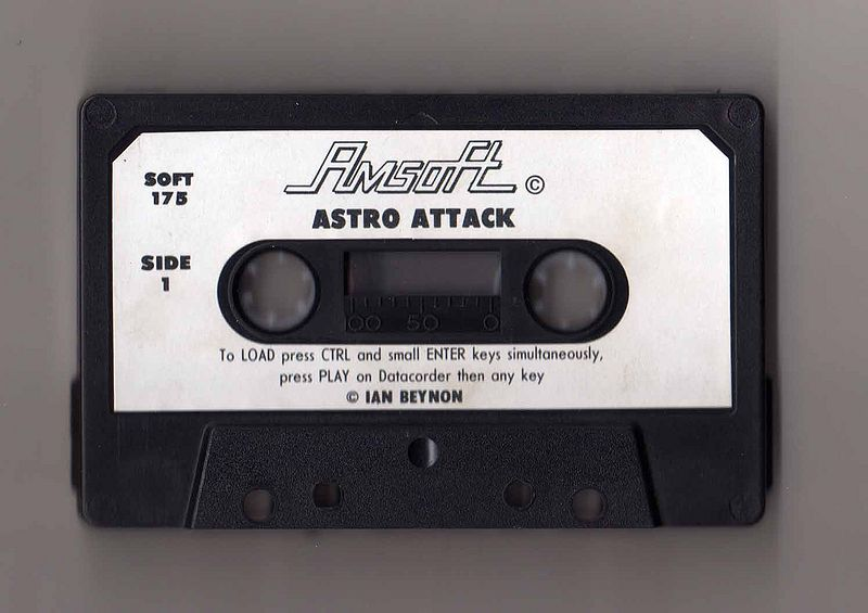 File:Astro Attack Tape - side A (Amsoft).jpg