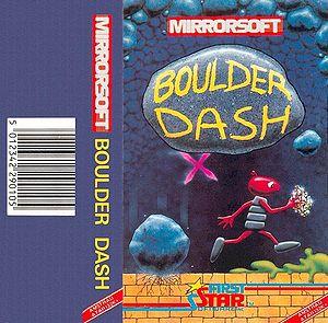 boulder dash amstrad