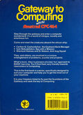 Gateway to Computing with the Amstrad 464 (Book 1) (Shiva) Back Coverbook.jpg